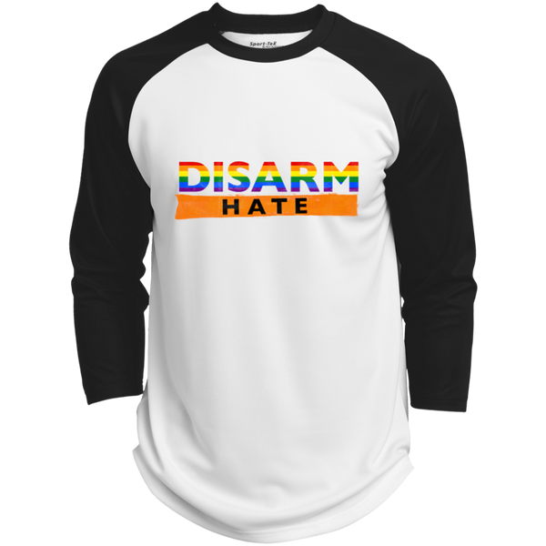 Disarm hate-Polyester Game Baseball Jersey