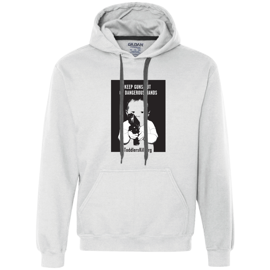 toddlers Kill-Heavyweight Pullover Fleece Sweatshirt