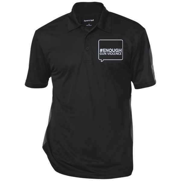 Twibbon Performance Three-Button Polo