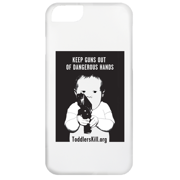 toddlers Kill-iPhone 6 Case