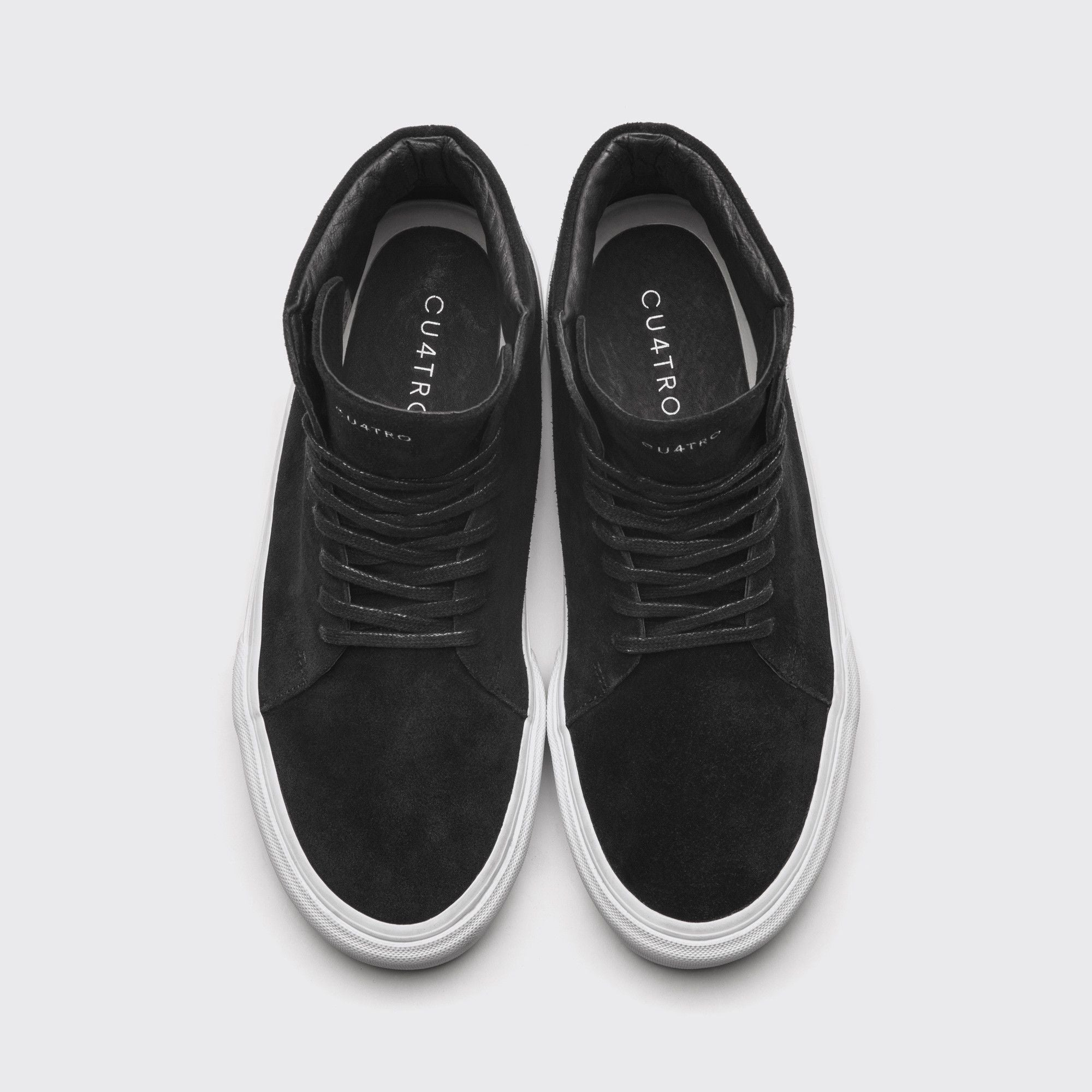 Norris | Black / Top View
