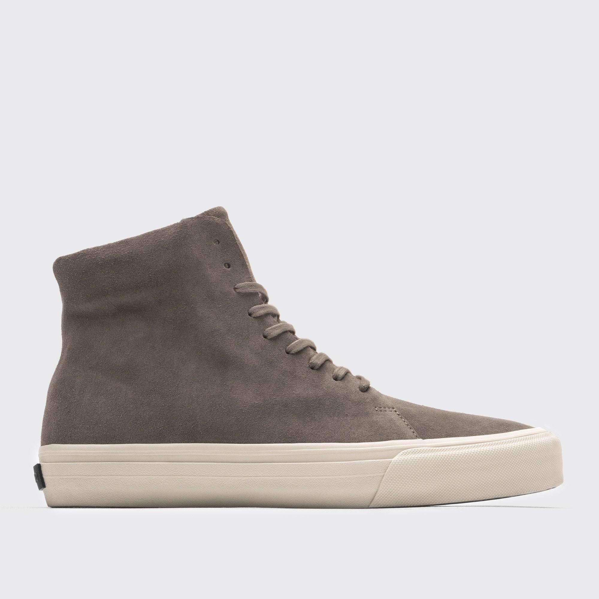 Norris | Taupe / Lateral View