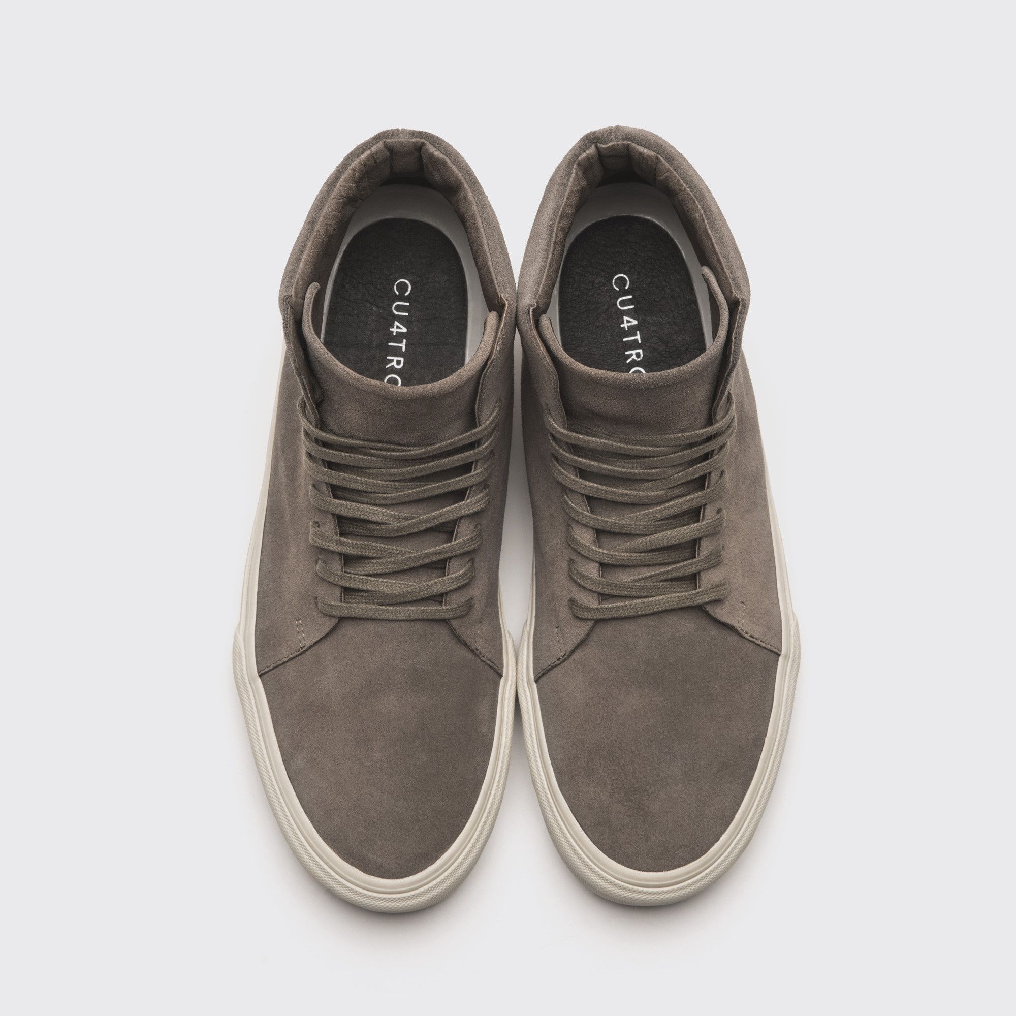 Norris | Taupe / Top View