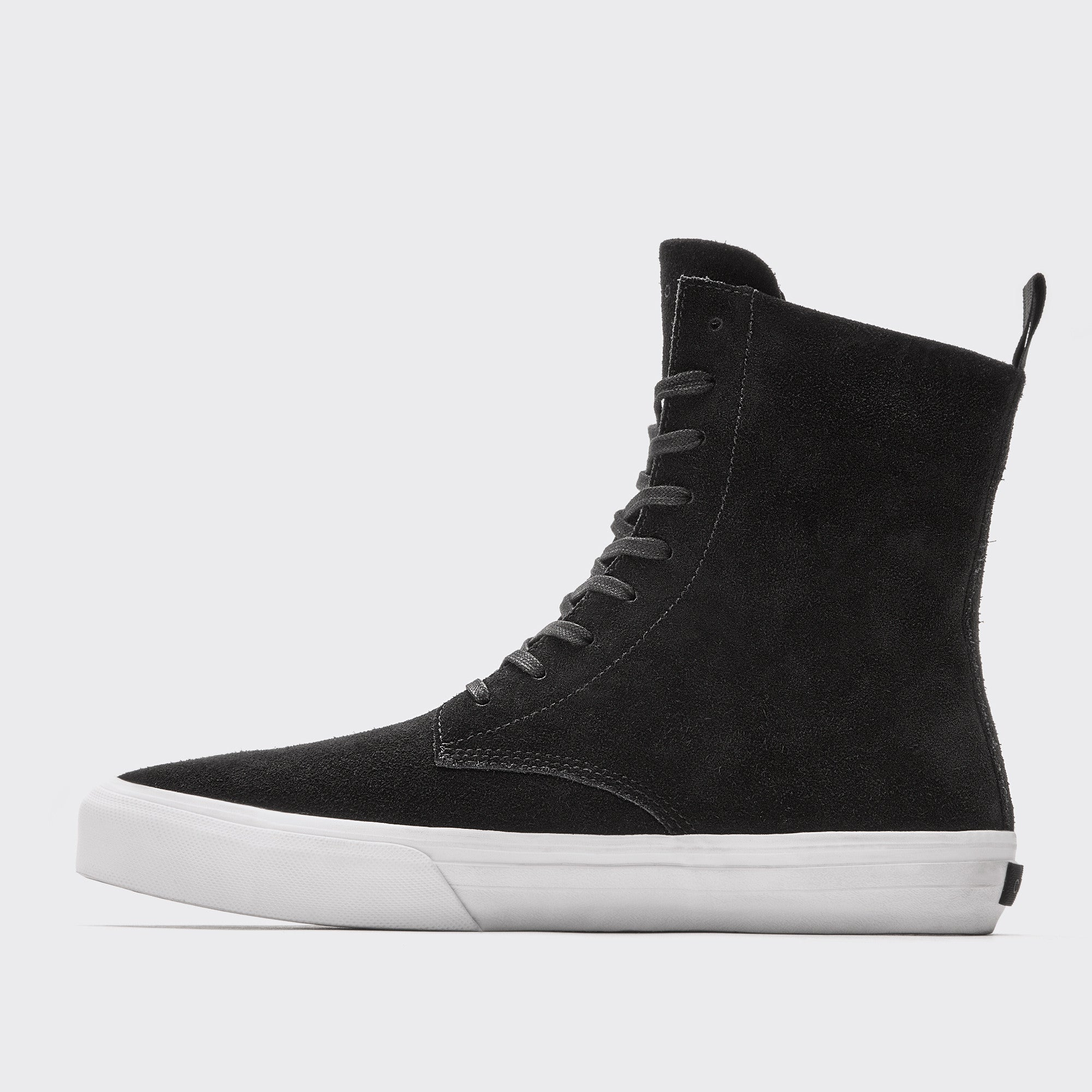 Scout | Black / Medial View