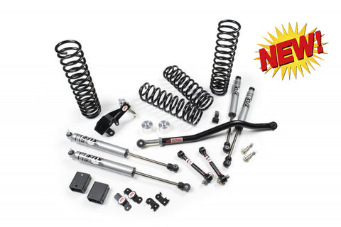 JKS Jeep JK 3.5 Inch J-SPEC Suspension System