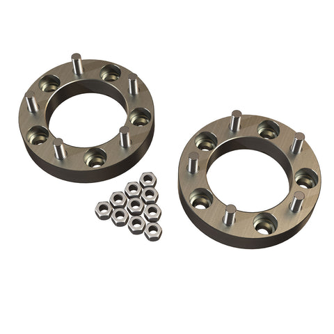 "TeraFlex Jeep TJ /  LJ 1.25"" Wheel Offset Adapter Kit 5x4.5"" to 5x5"""