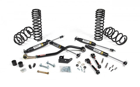 JKS Jeep TJ / LJ Jspec 2 Inch Suspension System