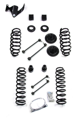 TeraFlex Jeep JK 3 inch Lift Kit No Shocks
