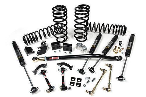 "JKS Jeep J-Rated 3.5"" Suspension System 