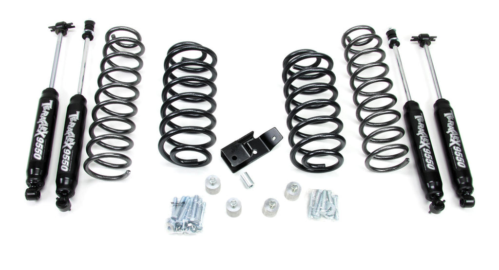 "TeraFlex Jeep TJ 2"" Lift Kit w/ 9550 Shocks"