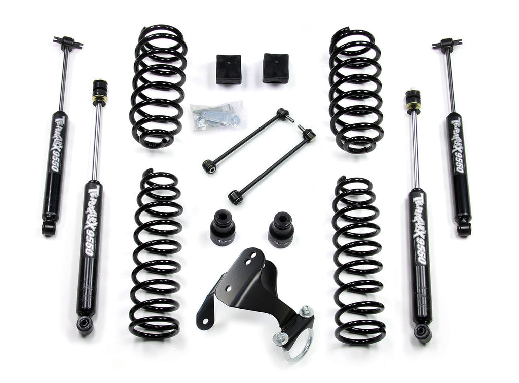 TeraFlex Jeep JK 2.5 Inch Lift Kit w/ Shocks