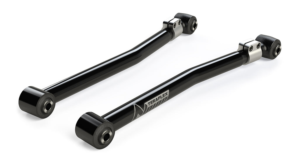 "TeraFlex Jeep JL/JLU: Alpine Control Arm Kit - Front Lower Adjustable (0-4.5"" Lift)"