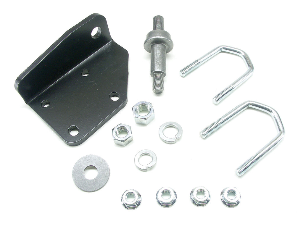TeraFlex Jeep TJ Steering Stabilizer Mounting Bracket Kit