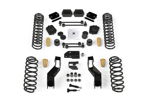"TeraFlex Jeep JLU / JL 4.5"" Sport ST4 Suspension System – No Shock Absorbers"