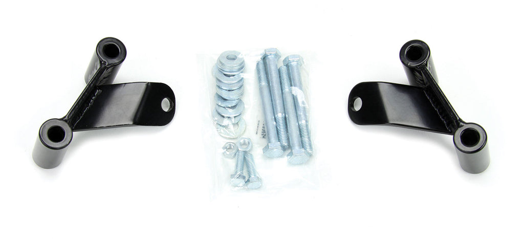 TeraFlex Jeep JK Rear Upper Shock Extension Kit