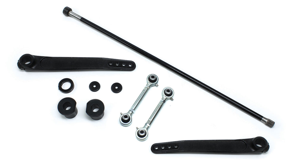 TeraFlex Jeep TJ / LJ Front Trail Rate S/T Swaybar Kit