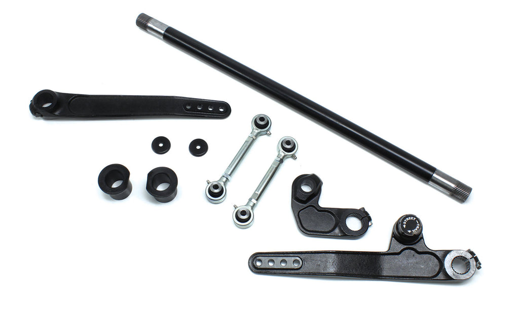 TeraFlex Jeep TJ / LJ Front Single Rate S/T Swaybar Kit