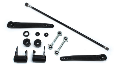 TeraFlex Jeep JK Front Trail Rate S/T Swaybar Kit
