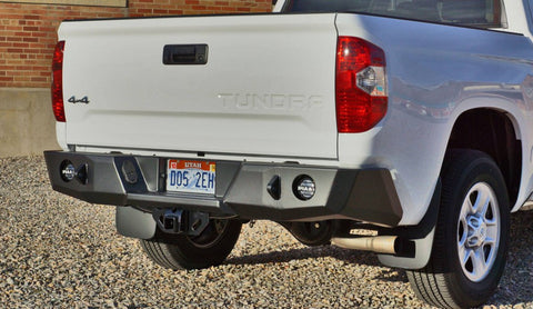 Expedition One 2014+ Toyota Tundra Rear Bumper