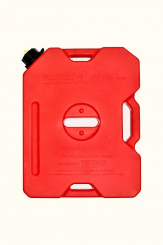 RotopaX 2 Gallon Gas Pax Container Gen 2