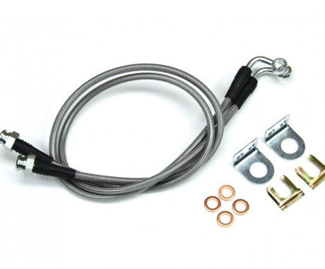TeraFlex Jeep JK Front Brake Line Kit - 26""