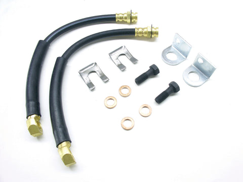 TeraFlex Jeep TJ Rear Disc Brake Hose Kit