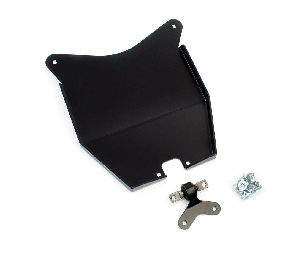TeraFlex Jeep TJ/LJ 4.0L HD Transmission Pan Skid Plate Kit
