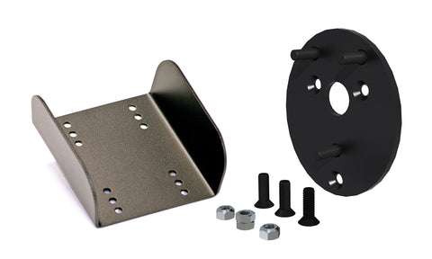 TeraFlex Jeep JK Spare Tire Extension Bracket & Brake Light Extension Kit