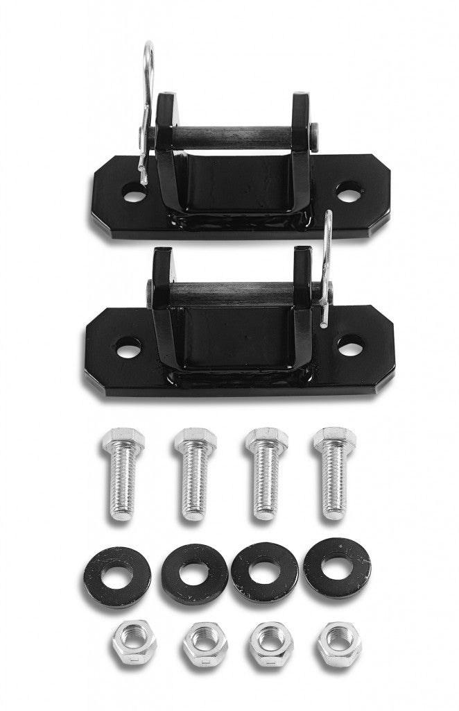 Warrior Products Universal Tow Bar Mounting Brackets