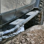 Expedition One 05-15 Toyota FJ Cruiser Rock Sliders