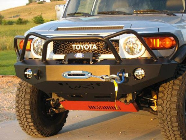 Expedition One 05-15 Toyota FJ Cruiser WyoOtto Front Bumper