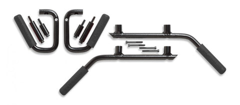 GraBars Jeep JK 4 Door Front and Rear Grab Handles