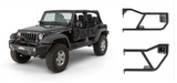 Warrior Products Jeep JK Rear Adventure Tube Doors