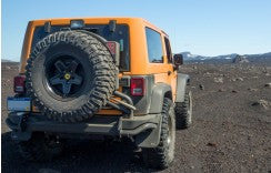 AEV Jeep JK Rear Bumper and Tire Carrier
