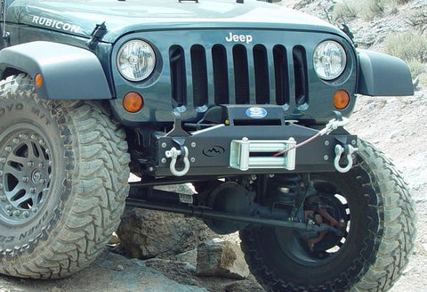 Expedition One 07-16 Jeep JK Basic DX Front Bumper