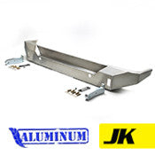 GenRight Jeep JK Rear Bumper - Aluminum
