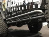 Gen-Right Jeep  JLU (2018+) 4 DOOR ROCKER GUARDS - STEEL