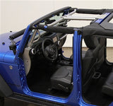 Rock Hard 4x4 Jeep JK 2 & 4 Door Ultimate Sport Cage - Bolt In