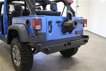 Rock Hard 4x4 Jeep JK Rear Bumper Only