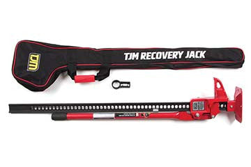 "TJM 50"" Jack with Handle Keeper and Storage Bag"