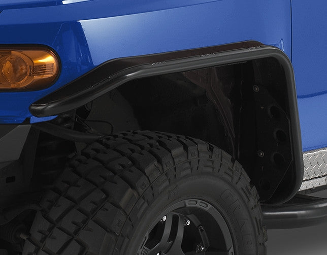 Warrior Products Toyota FJ Cruiser Front Tube Fender Flares