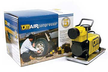 TJM Portable Air Compressor