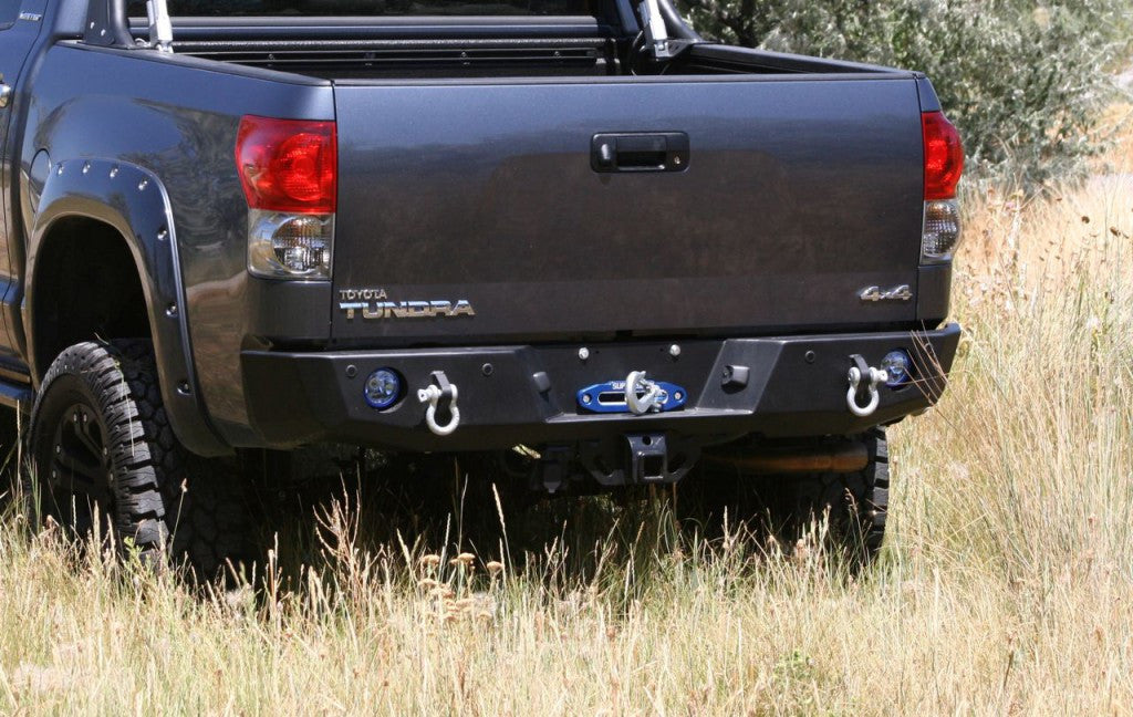 Expedition One 07-13 Toyota Tundra  Rear Bumper