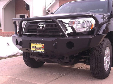 Expedition One 05-15 Toyota Tacoma Kodiac Front Winch Bumper