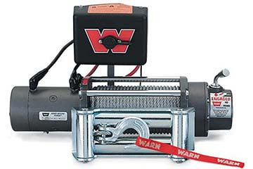 Warn Premium Series Winch: XD9000i