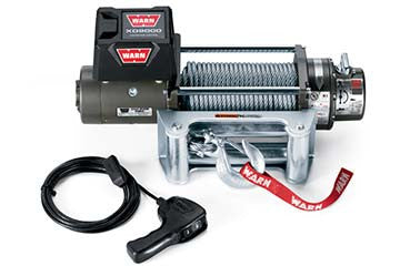 Warn Premium Series Winch: XD9000