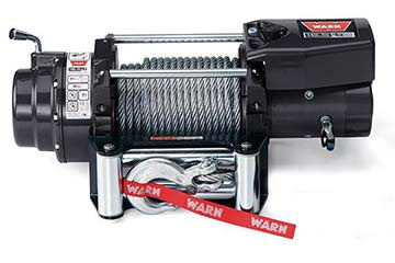 Warn Heavy-weight Series Winch: 16.5ti