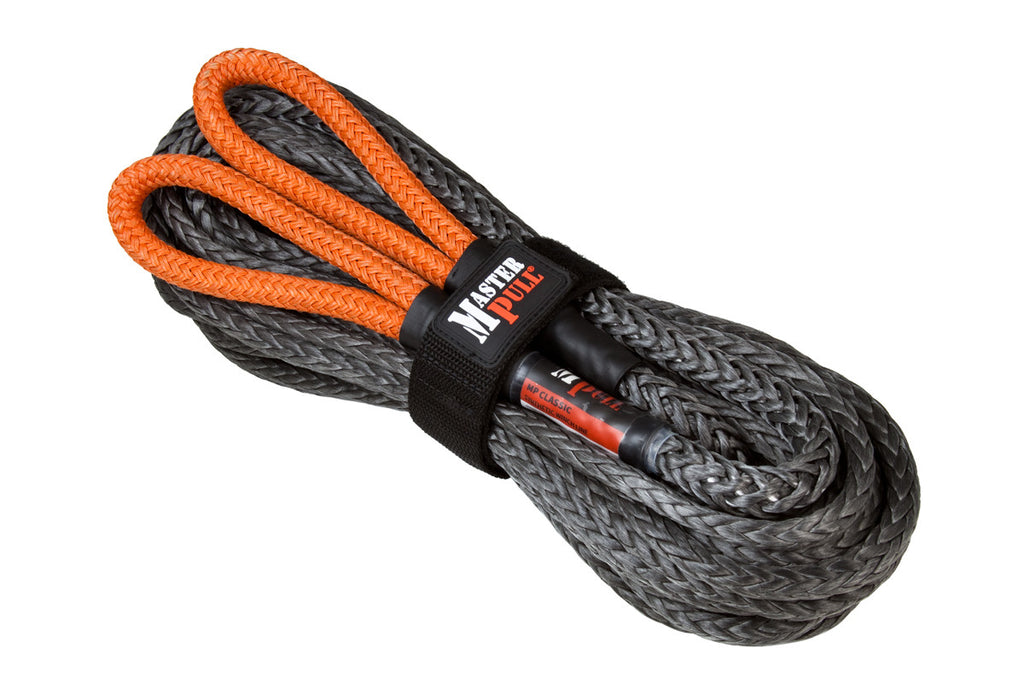 Master Pull 5/16 x 25 ft Classic Winch Line Extension - 12,300 lbs