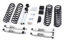 Zone Offroad Jeep JK 3 Inch Suspension Lift Kit