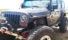 Artec Industries Jeep JK Front NightHawk Fenders
